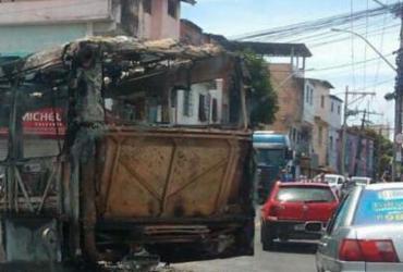 Ônibus voltam a circular na Sussuarana após protesto | Divulgação