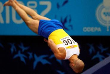Ginastas brasileiros caem no 1º dia da etapa de Melbourne da Copa do Mundo