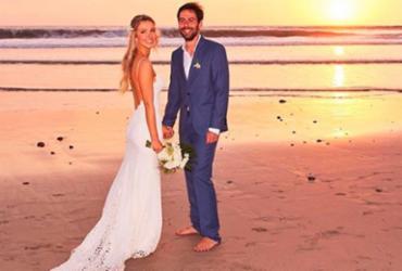 Irmã mais nova de Gisele Bündchen se casa na Costa Rica | Reprodução | Instagram
