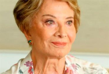 Glória Menezes é internada no Rio com infecção respiratória | Reprodução | GloboNews