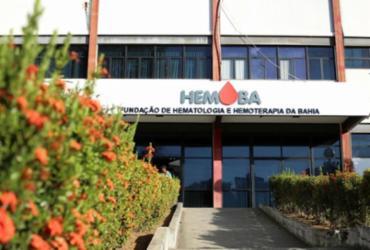 Inscrições para o processo seletivo da Hemoba terminam nesta quinta-feira | Joá Souza | Ag. A TARDE