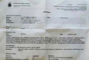 Jovem denuncia homofobia que teria sofrido por Policial Militar no Carnaval | Reprodução | Facebook