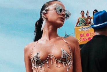 Bruna Marquezine tem foto mais curtida do Instagram durante o carnaval | Reprodução | Instagram