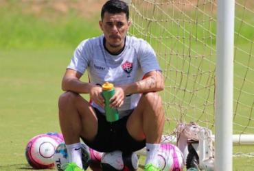 Mancini escala recém-contratados para jogo contra o Globo-RN | Maurícia da Matta l EC Vitória