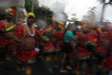 Jornalista e fotógrafa denunciam suposta agressão de foliões do bloco 'Muquiranas' | Reprodução | Facebook