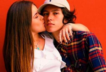 'Tô namorando', diz Maisa ao postar fotos em clima de romance | Reprodução | Instagram