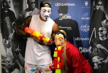 Marília Mendonça sai fantasiada na pipoca do Carnaval neste domingo | Reprodução | Instagram