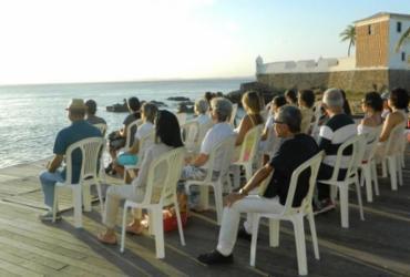 Programa 'Por um mundo de Paz' leva meditação à Barra nesta quinta | Helena Cristina | Divulgação
