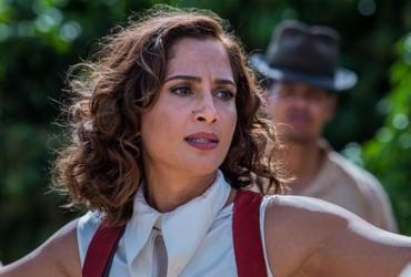 Camila Pitanga é insultada e discute com mulher em shopping | Divulgação | TV Globo