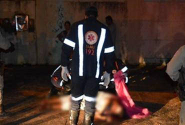 Mulher é morta a tiros em Luis Eduardo Magalhães   Reprodução   Blog Braga