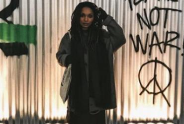 Nataly Neri está em Londres para evento com participação de ativistas |