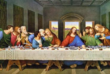 Palestra em faculdade aborda história de Jesus pela arte Renascentista |