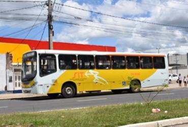 Funcionários de empresa de ônibus paralisam atividades em Vitória da Conquista | Reprodução | Blog do Anderson