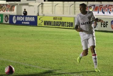 Jacuipense e Vitória tem jogo suspenso por falta de luz | André Hiltner l EC Vitória