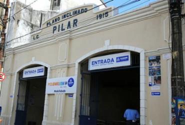 Atividades do Plano Inclinado Pilar são interrompidas por 15 dias | Joá Souza | Ag. A TARDE