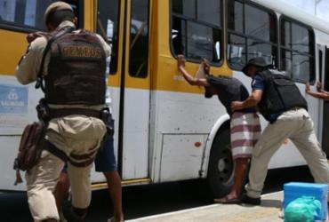 Assaltos a ônibus têm redução de 38% e média de um preso por dia em Salvador | Alberto Maraux | SSP-BA