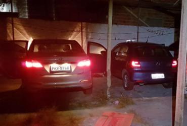 Dois suspeitos de roubo de carro são mortos em confronto com a polícia | Divulgação | SSP-BA
