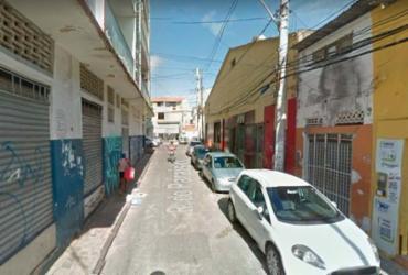 Homem é morto após tentar executar dona de lanchonete na Mouraria | Reprodução | Google Maps