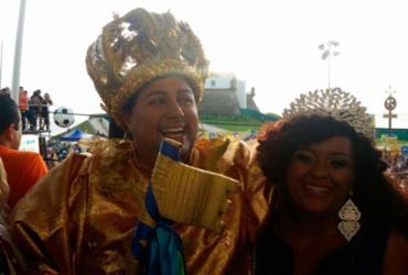 Rei Momo recebe a chave da cidade de Salvador | Thaís Seixas | Ag. ATARDE