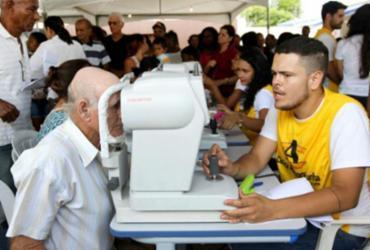 Feira de saúde e cidadania é realizada em Itarantim