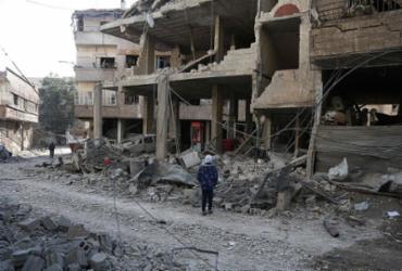 Novo ataque deixa cinco mortos e 200 feridos na Síria