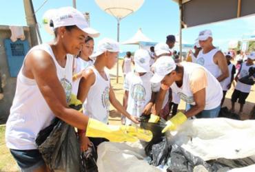 Praia de Stella Maris recebe ações socioambientais em março |