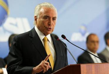 Temer diz que intervenção vai restabelecer a ordem no Rio | Marcelo Camargo l Agência Brasil