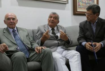Representantes da Fieb pedem em Brasília derrubada de veto do Refis | Margarida Neide | Ag. A TARDE
