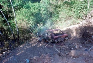 Vigilante é ferido e carro é queimado após ataque de bandidos em Catu   Romildo de Jesus   Ag. A TARDE