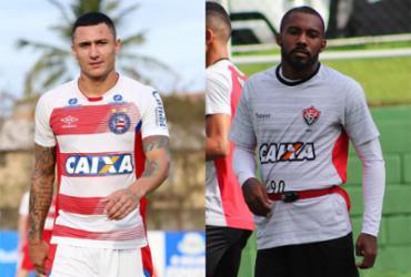 Provocações entre jogadores apimentam clássico deste domingo | Felipe Oliveira l EC Bahia e Maurícia da Matta l EC Vitória