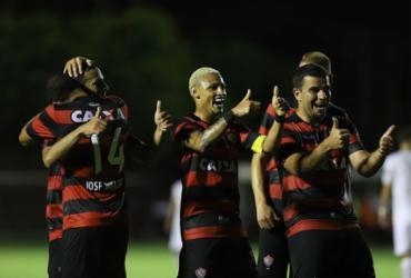 Vitória bate o Corumbaense no Barradão e vai à terceira fase na Copa do Brasil | Adilton Venegeroles l Ag. A TARDE