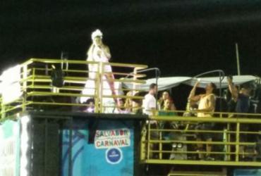 Presente no Carnaval desde criança, Viviane Tripodi anima trio sem cordas   Thaís Seixas   Ag. A TARDE