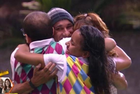 'Família Lima' conquista liderança e internautas querem a indicação de Diego | Reprodução | TV Globo
