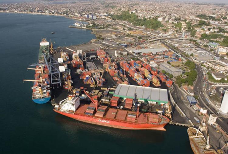 A nova rota de algodão para o mercado internacional, via Porto de Salvador, foi avaliada como satisfatória - Foto: Divulgação