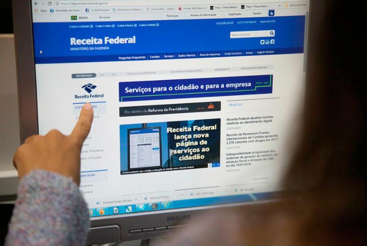 Receita Federal estima que o valor de inadimplência aumente nos próximos meses - Foto: Joá Souza | Ag. A TARDE