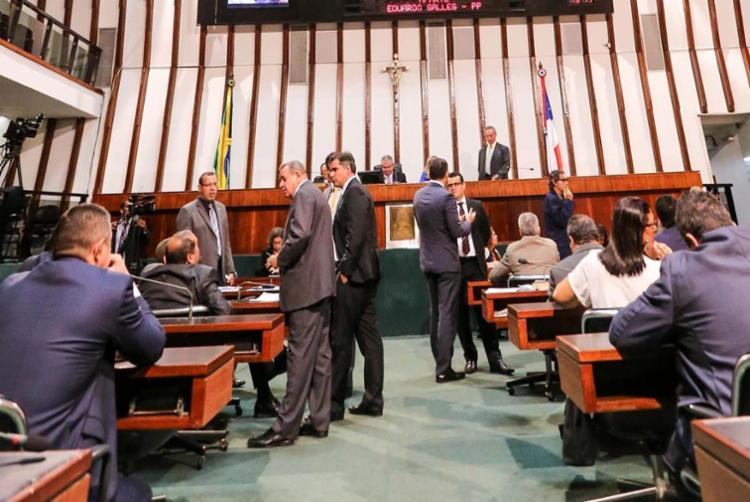 Vereadores querem trocar a Câmara pela Assembleia Legislativa - Foto: Vaner Casaes | AL-BA | Divulgação | 21.3.2017