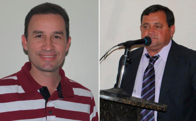 José Suly e Gerson Pereira Reis terão de demitir funcionários comissionados com relação de parentesco - Foto: Reprodução | Facebook