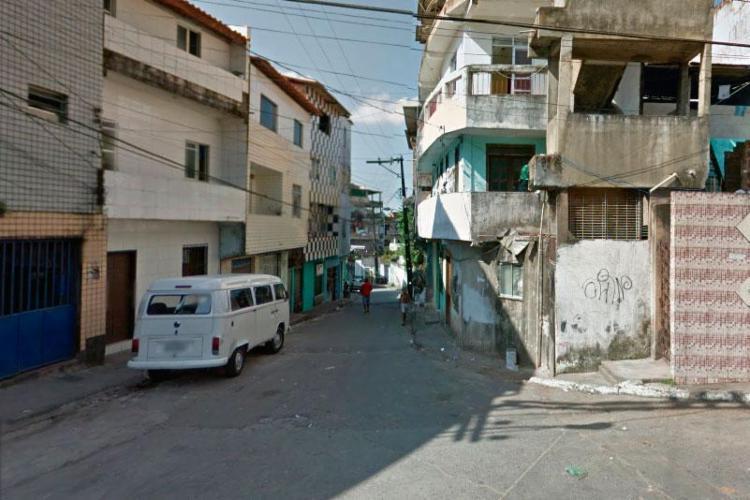 Caso aconteceu na localidade de São Tomé - Foto: Reprodução | Google Maps