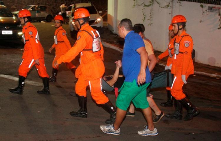 Atendimentos foram realizados nos circuitos Dodo, Osmar e Batatinha - Foto: Divulgação   SSP