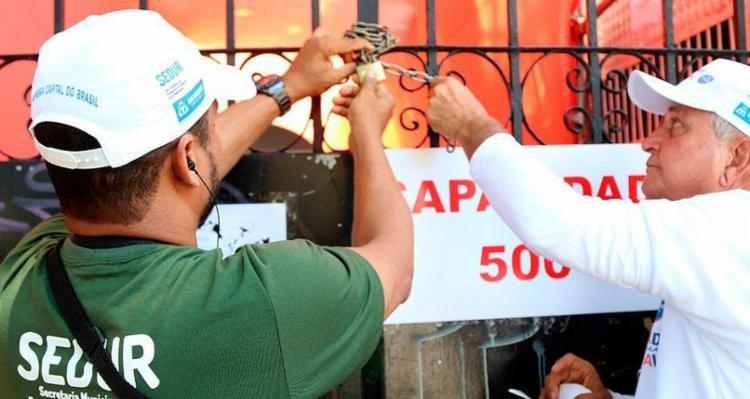 Órgão apontou irregularidades como falta de rota de fuga e de pagamentos das taxas municipais - Foto: Divulgação
