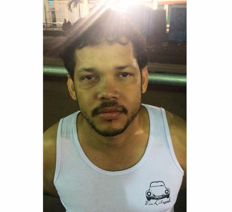 Marcio Borges foi encaminhado para o DEAM, onde foi autuado por lesão corporal e violência doméstica - Foto: Divulgação | SSP-BA