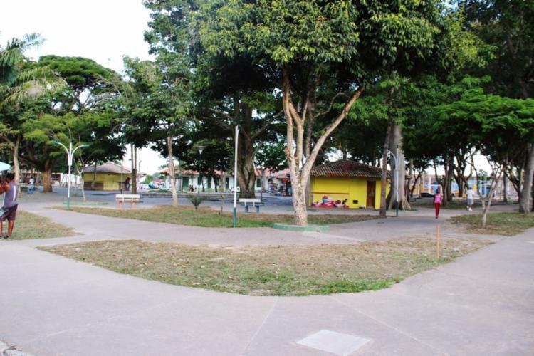 A Praça do Bosque será o palco da folia carnavalesca do município - Foto: Divulgação/PMA