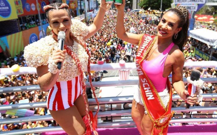 Encontro aconteceu na manhã deste sábado, 10, durante o desfile do Algodão Doce - Foto: Divulgação