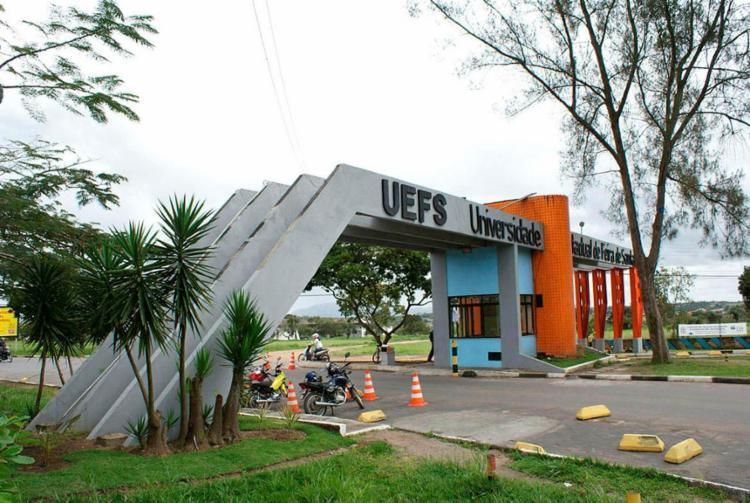 A instituição disse que o caso será apurado - Foto: Uefs | Divulgação