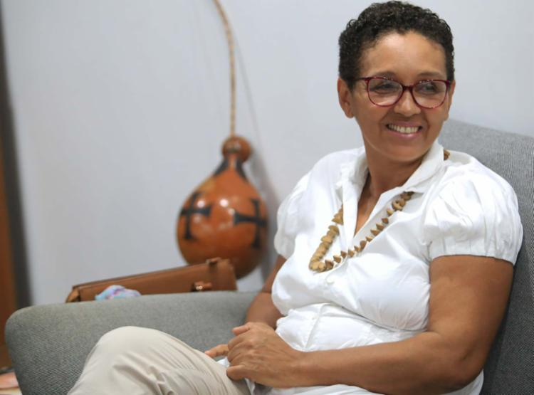 Rosa ministra aulas-show a partir de hoje sobre a diversidade culinária da Bahia - Foto: Margarida Neide | Ag. A TARDE