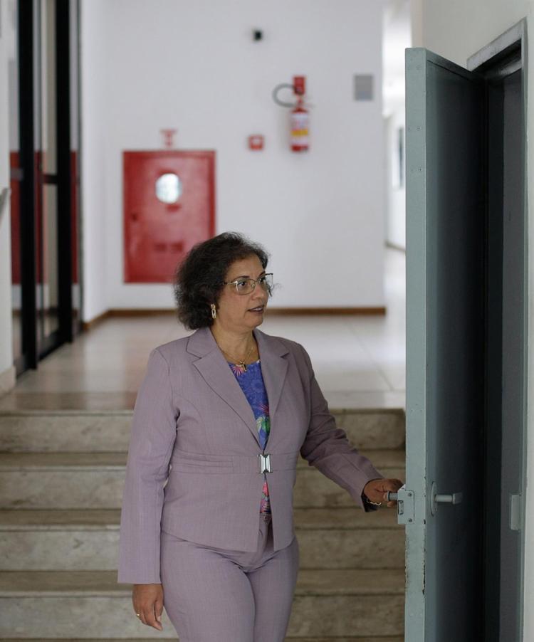 O condomínio de Elisabeth está avançado na adoção de ações preventivas - Foto: Raul Spinassé l Ag. A TARDE