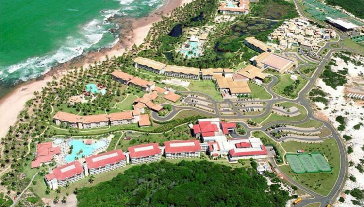 Estrutura beneficiada por natureza generosa terá reforços nos próximos anos - Foto: Costa do Sauipe | Divulgação
