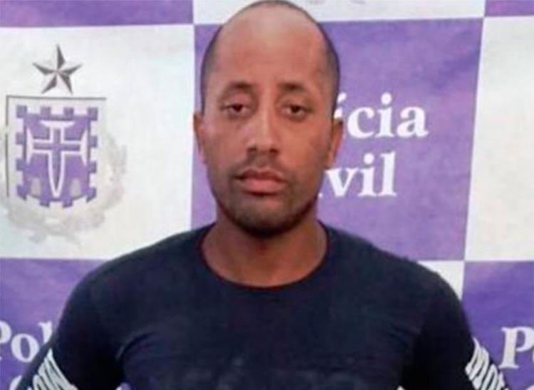 Giltalie Santos da Silva confessou o crime na delegacia - Foto: Reprodução | Blog Pimenta