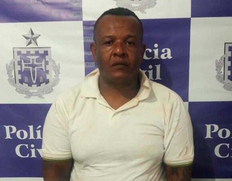 Josenir Venâncio responde a oito processos criminais - Foto: Divulgação   PC-BA