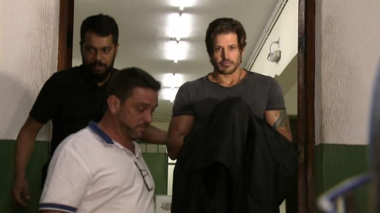 Dado pode ficar preso por dois meses, caso não pague a pensão - Foto: Reprodução | TV Globo